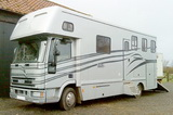 Horsebox Hire Cost