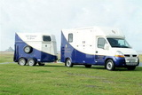 Horsebox Hire in Hampshire
